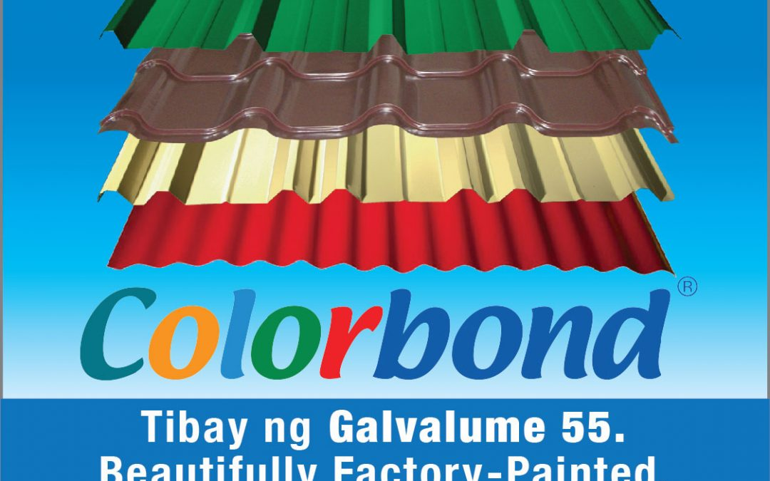 Colorbond Product Info